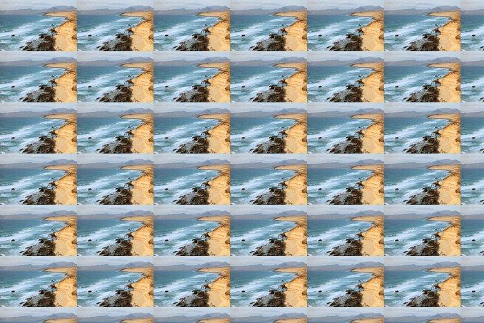 Vinylová Tapeta Atlantský oceán pobřeží - Voda