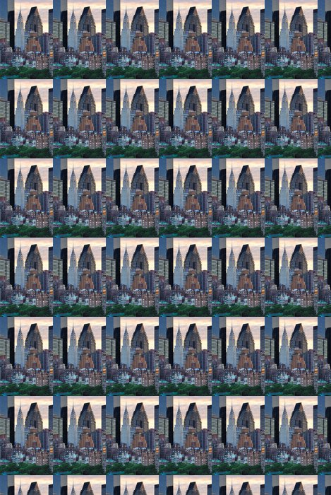 Vinylová Tapeta Midtown Manhattan Mrakodrapy - Americká města