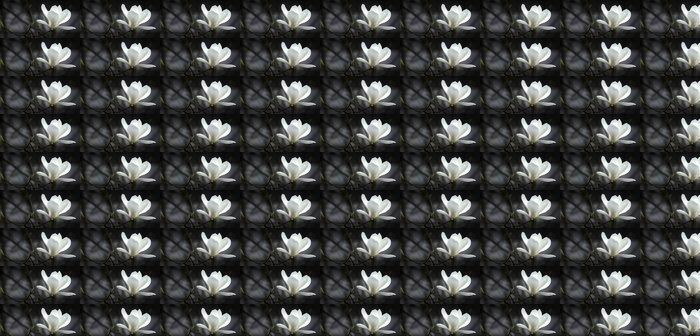 Vinylová Tapeta Magnolie - Květiny