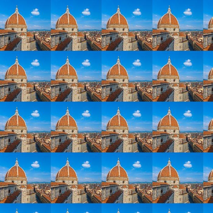 Vinylová Tapeta Katedrála Santa Maria del Fiore ve Florencii - Evropa