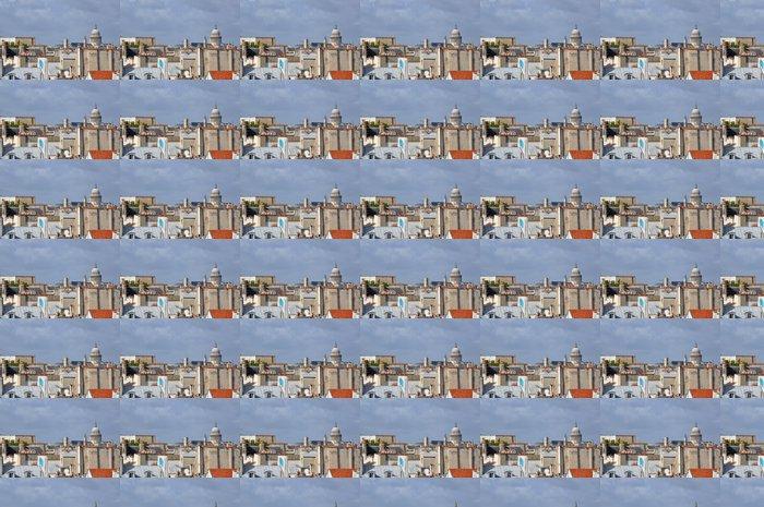 Vinylová Tapeta Über den Dächern von Paris - Evropská města