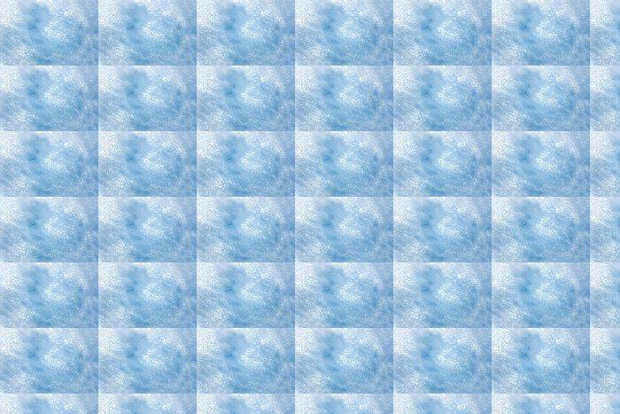 Vinylová Tapeta Zmrazené okno - Struktury
