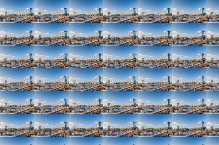 Vinylová Tapeta New York City mosty - Americká města