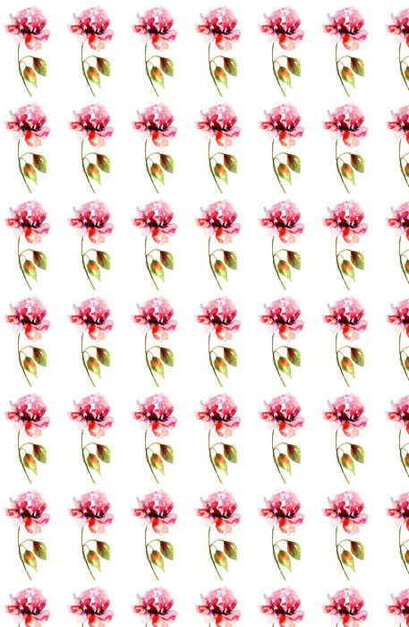 Vinylová Tapeta Krásná pivoňka květ - Květiny