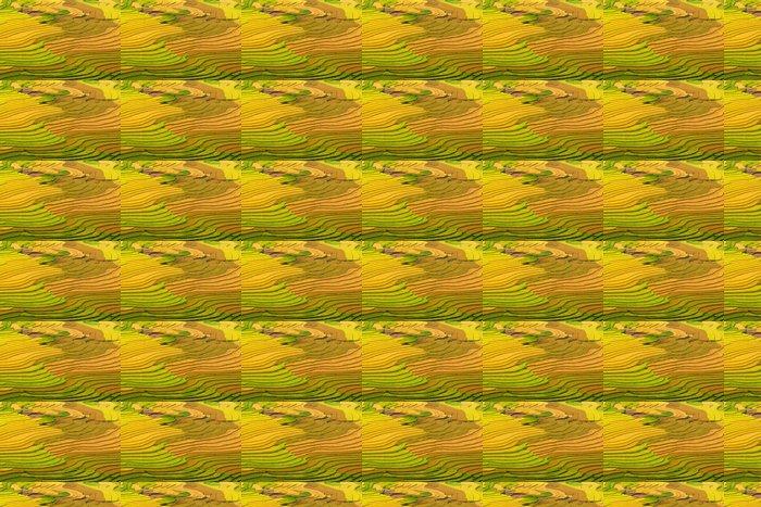 Vinylová Tapeta Terasových rýžových polí - Styly