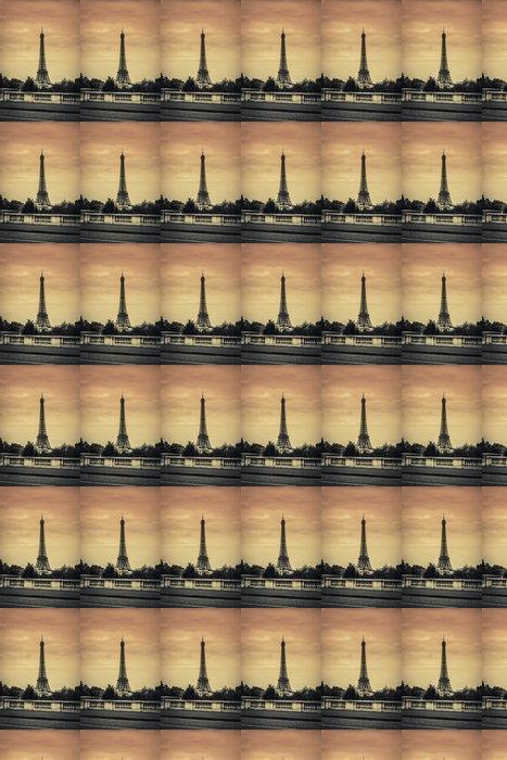 Vinylová Tapeta Eiffelova věž v Paříži, Francie - Témata