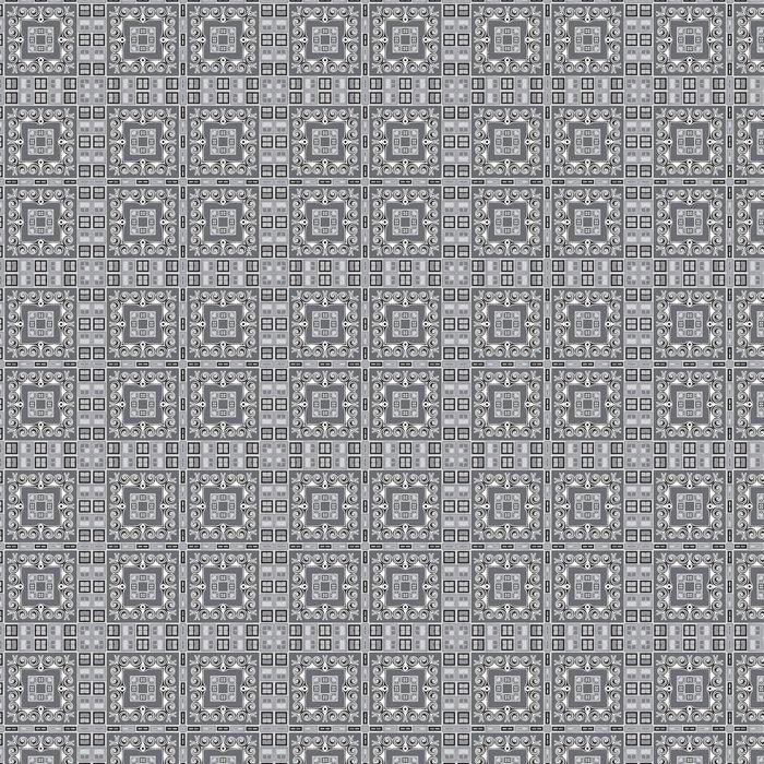 Vinylová Tapeta Bezešvé abstraktní vzor, s geometrickými tvary - Pozadí