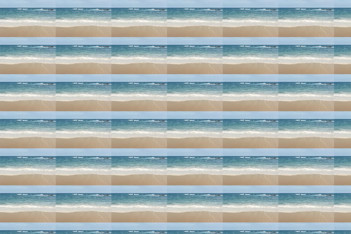 Vinylová Tapeta Krásná krajina pláže - Štěstí