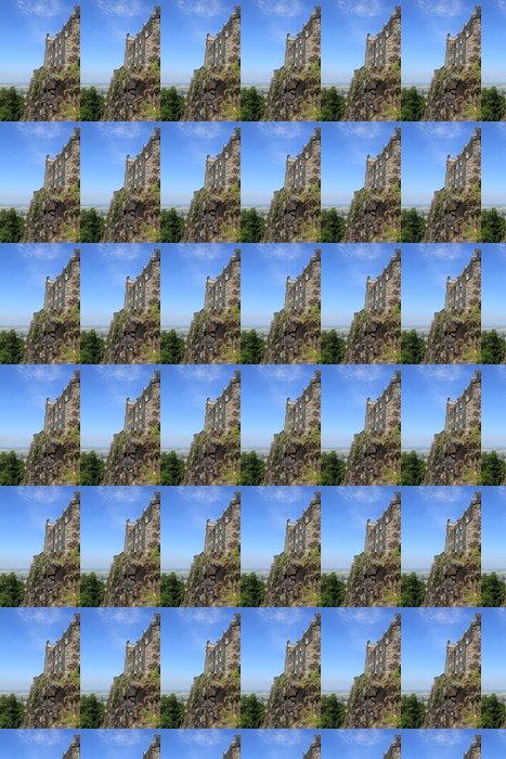 Vinylová Tapeta Pohled na část hradu Stirling, Skotsko, proti modré obloze. - Památky
