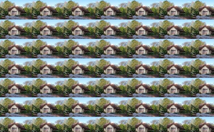 Vinylová Tapeta San James Park Londýn - Veřejné budovy