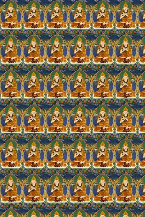 Vinylová Tapeta Wandmalerei v einem Kloster v Ladaku, Indien - Asie
