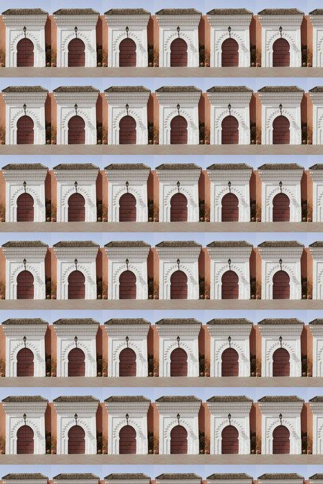 Vinylová Tapeta Marocká brána v Marrákeši - Památky