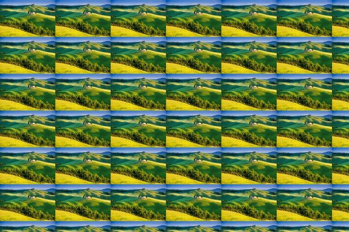 Vinylová Tapeta Toskánsko - Itálie - Témata