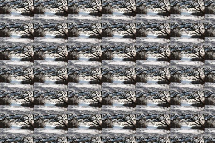 Vinylová Tapeta K okraji lesa - Hory