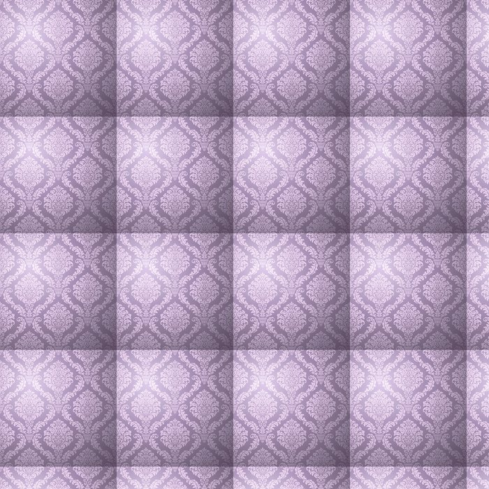 Vinylová Tapeta Bezešvé damaškové vzorek - Pozadí