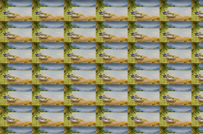 Vinylová Tapeta Isle of Ornsay majáku - Prázdniny