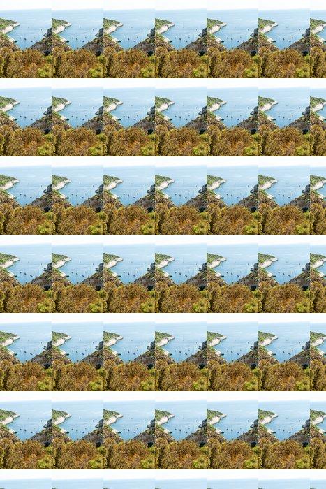 Vinylová Tapeta Malebné zátoce - Ostrovy