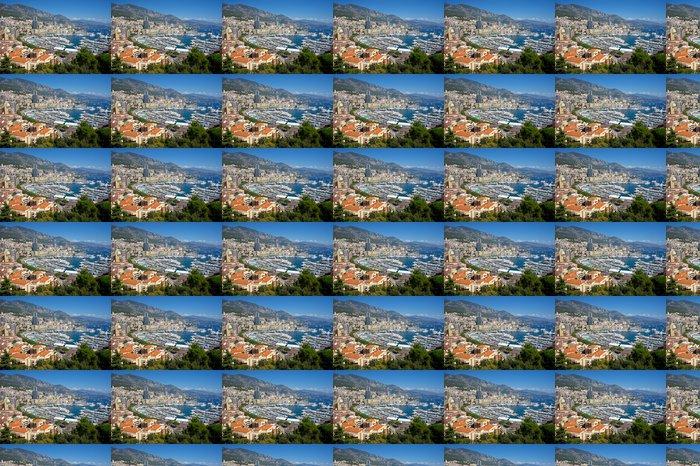 Vinylová Tapeta Monako - Evropa