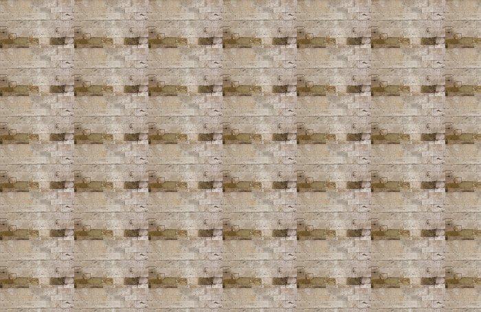 Vinylová Tapeta Textura staré kamenné zdi - Struktury