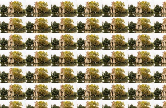 Vinylová Tapeta Villa Borghese v Autunno - Roma - Evropská města