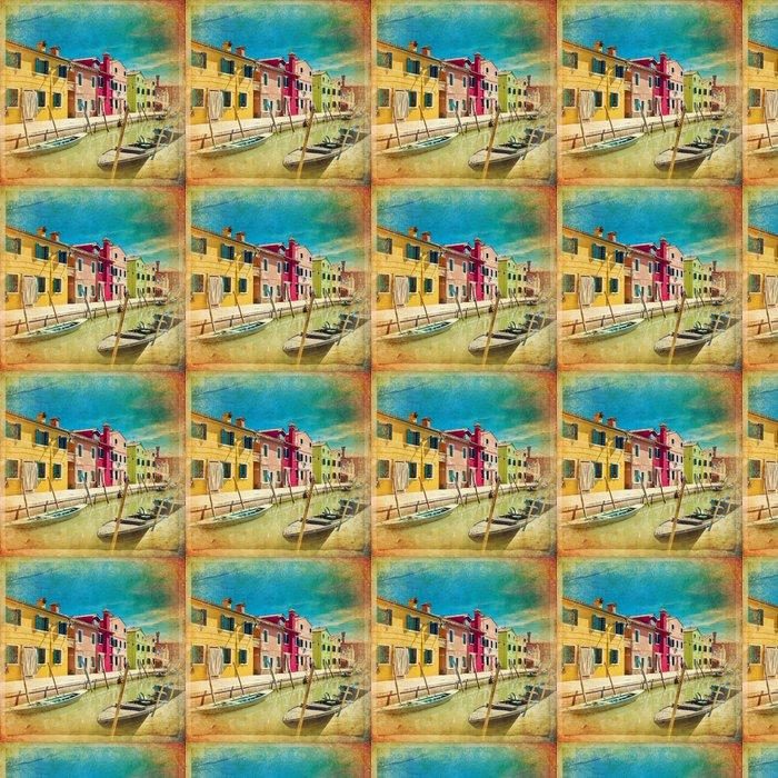 Vinylová Tapeta Burano - Benátky - Evropská města