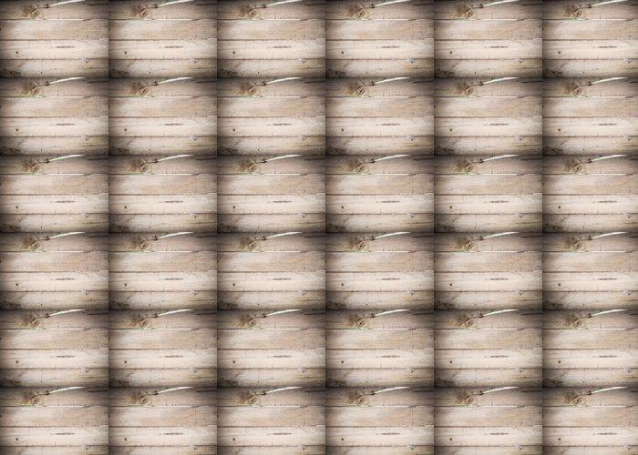 Vinylová Tapeta Dřevo hnědé prkno textury pozadí - Témata