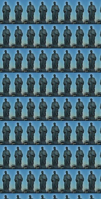 Vinylová Tapeta Denkmal Patron der Schifffahrt - Lisabon, Portugalsko (Lisabon) - Prázdniny