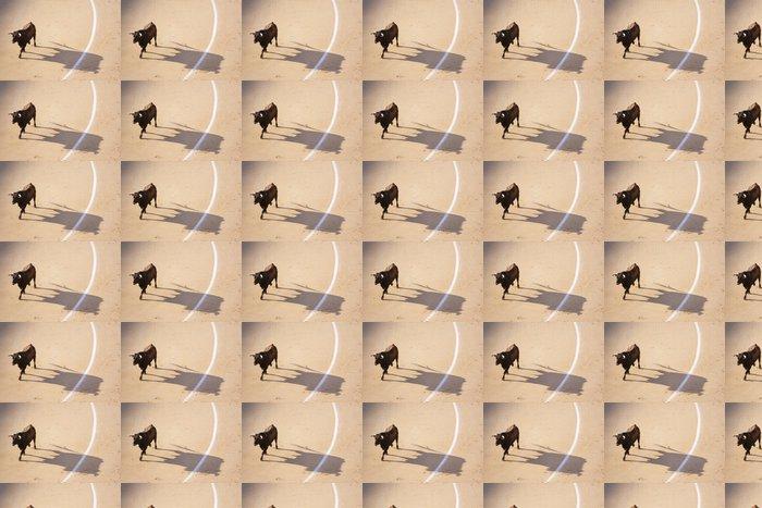 Vinylová Tapeta Tradiční corrida - býčí zápasy ve Španělsku - Evropská města