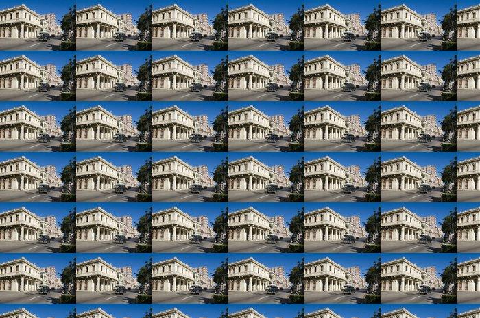 Vinylová Tapeta Paseo Prado, Havana, Kuba - Témata