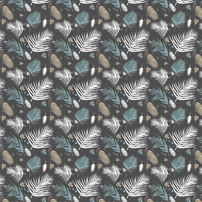 Vinylová Tapeta Palmový list vzor bezešvé - Přírodní krásy