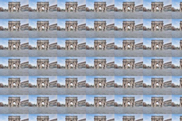 Vinylová Tapeta Konstantinův oblouk v Římě, Itálie - Evropská města