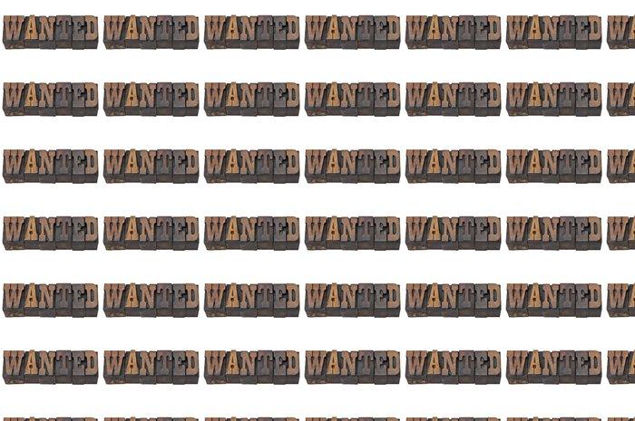 Vinylová Tapeta Hledaný výraz v západní typ stylu - Značky a symboly