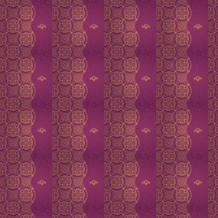 Vinylová Tapeta Vintage bezešvé hranice s krajkovým ornamentem. - Značky a symboly
