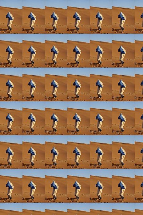 Vinylová Tapeta Bedouin v saharské pouště, Maroko Africe - Afrika