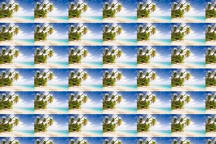 Vinylová Tapeta Ráj karibské pláži - Témata