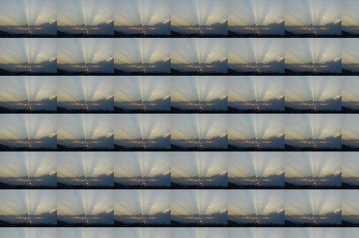Vinylová Tapeta Paprsky božské slunce 66 - Náboženství