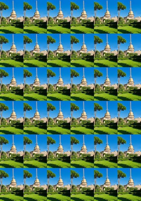 Vinylová Tapeta Vatikán rozhlasové stanice a Vatikánské zahrady - Evropská města