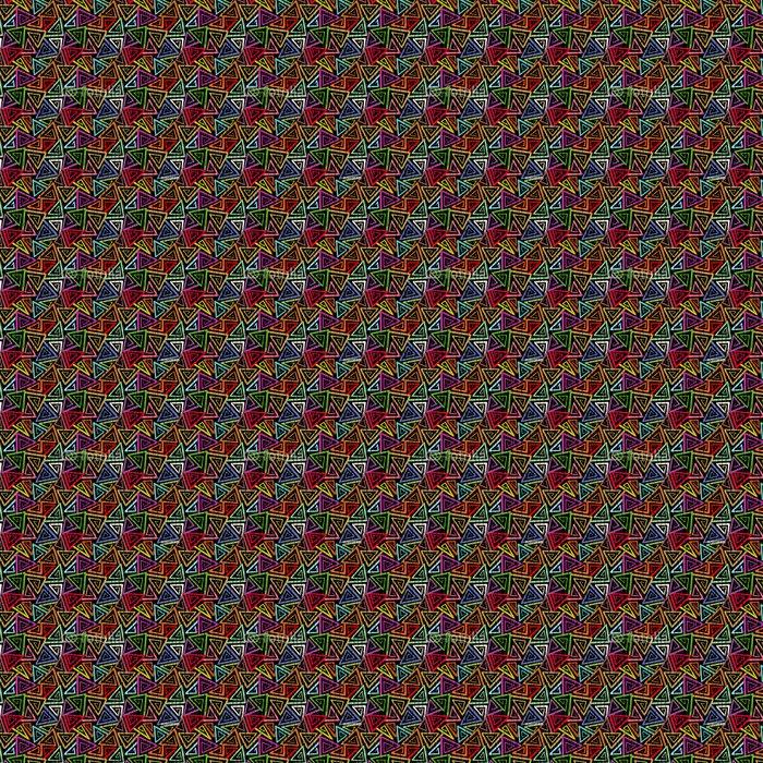 Vinylová Tapeta Abstract bezešvé grunge geometrický vzor - Styly