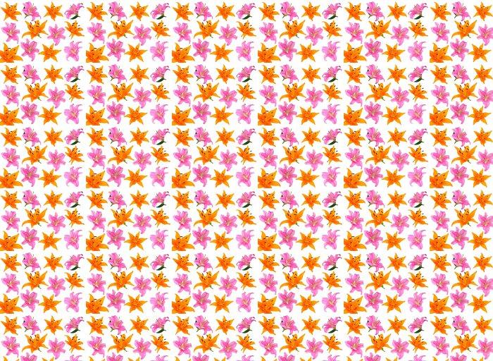 Vinylová Tapeta Květ lilie - Květiny