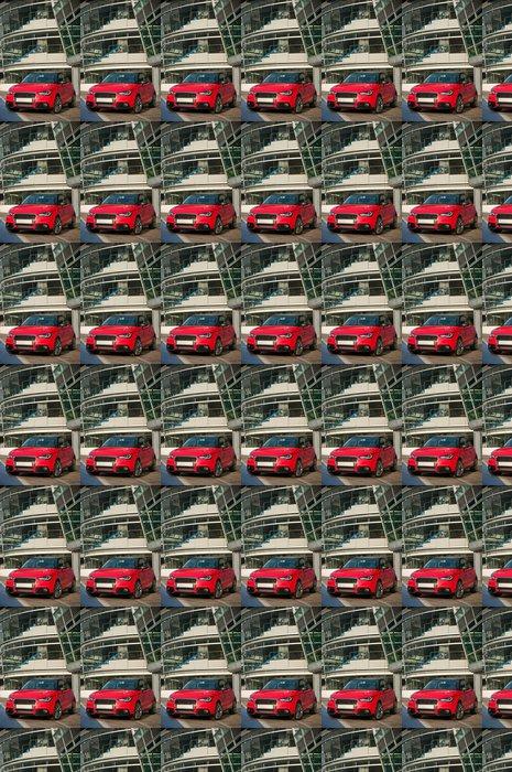 Vinylová Tapeta Auto styl - Na cestě