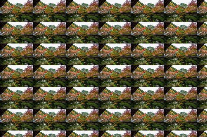 Vinylová Tapeta Japonske zahrady - Asie