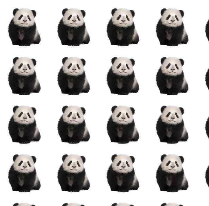Vinylová Tapeta Giant Panda (6 měsíců) - Nálepka na stěny