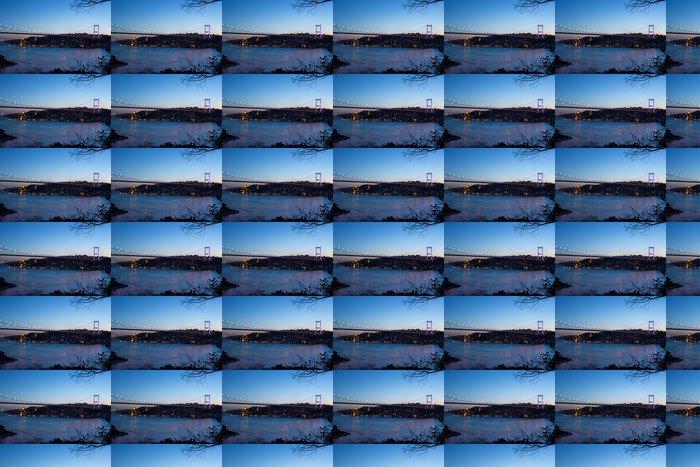 Vinylová Tapeta Fatih Sultan Mehmet most v Istanbulu Turecko - Prázdniny