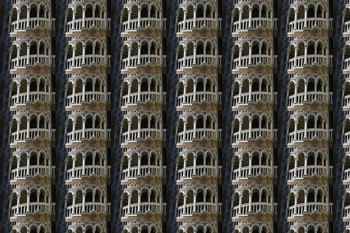 Vinylová Tapeta Palais du Bovolo à venise et son escalier en colimaçon - Evropská města