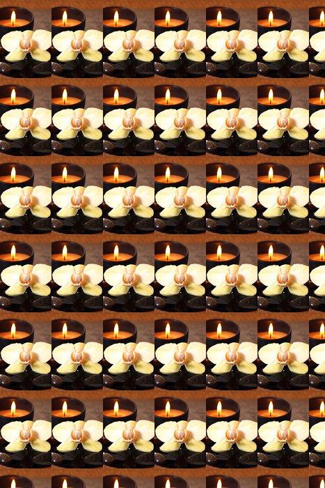 Vinylová Tapeta Flamma a orchideje - Osud