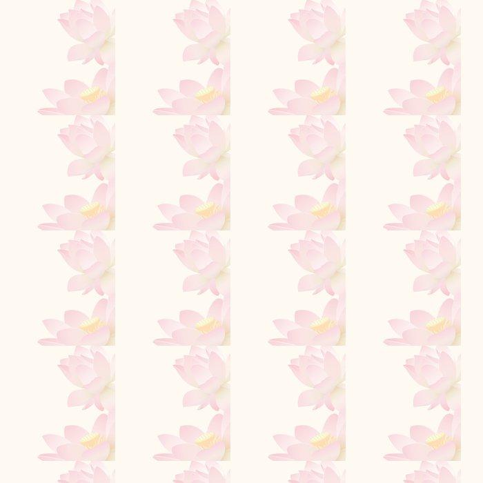 Vinylová Tapeta Lotus pozadí - Pozadí