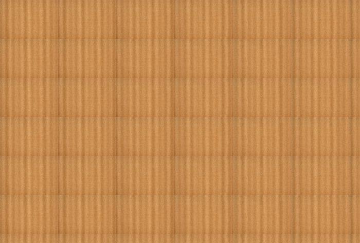 Vinylová Tapeta Vlnitý karton - Struktury