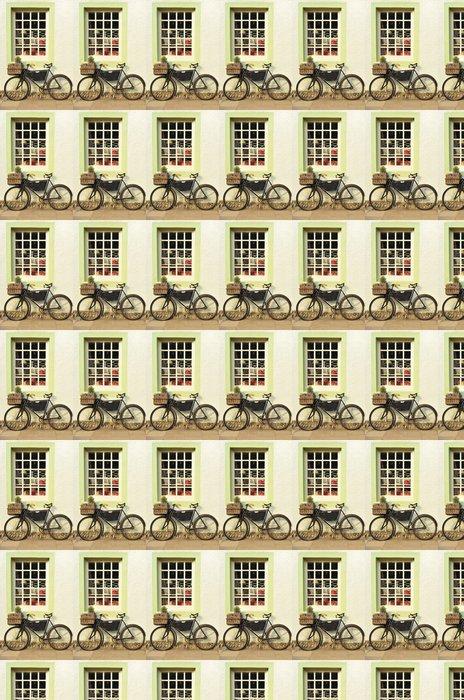 Vinylová Tapeta Bike Mimo staromódní Shop - Evropa