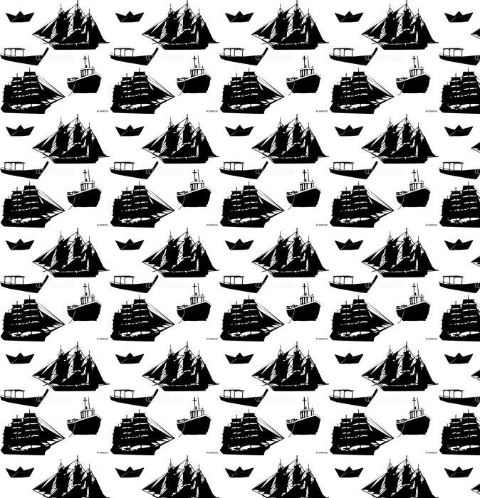 Vinylová Tapeta Plachetní loď - Lodě