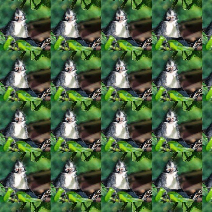 Vinylová Tapeta Thomasova list opice - Asie